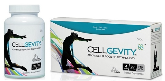 Cellgevity Glutation Riboceina glutax.com